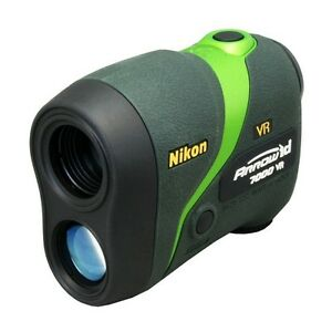 New Nikon Arrow ID 7000 VR Bowhunting Laser Rangefinder 8-1000 Yards