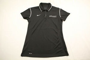 NEW Nike Army Black Knights - Black Dri-Fit Polo Shirt (Multiple Sizes)