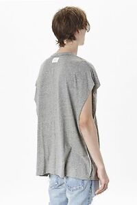 Fear Of God Muscle Inside out Tee Tank Shirt Laurent Large saint