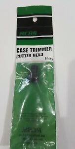 RCBS Rotary Case Trimmer Cutter Head #9406 NIP