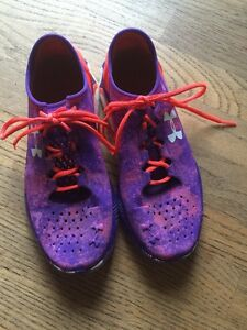 Under Armour Shoes Girlswoman Size 6
