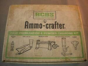 RCBS 09050 Ammo-Crafter Case Preparation and Powder Changing Kit