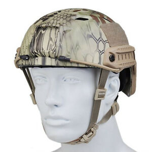 DLP Tactical ImpaX Pro Ops-Core FAST  ACH Pattern Military Bump Helmet