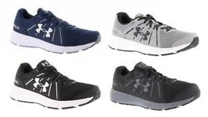 UNDER ARMOUR Men's Leather & Mesh Breathable Sneakers in 5 Colors Med & X Wide