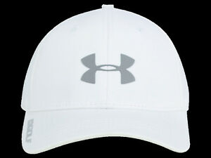 Under Armour UA Golf Hat - White - LargeExtra Large