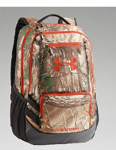 Under Armour Camo Hustle Backpack ($69.99 Retail)