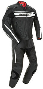 2015 Joe Rocket Blaster X 2-Piece Mens Leather Race Suit Leather Motorcycle