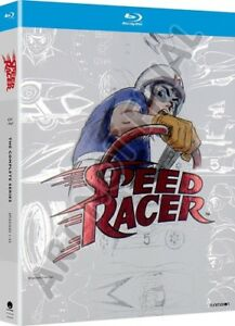 Speed Racer: The Complete Series New Blu ray Boxed Set $25.64