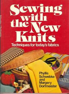 Sewing with the new knits;: Todays techniques for $7.44