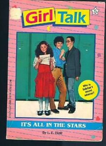 Its All In The Stars Girl Talk $4.89
