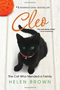CLEO: The Cat Who Mended a Family by Helen Brown