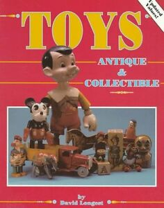 Toys: Antique and Collectible $4.89