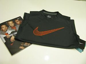 NWT AUTHENTIC NIKE DRI-FIT COOL SLEEVELESS BOYS' TRAINING SHIRT Size Medium