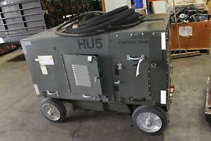 NAVAL AIR SYSTEMS COMMAND PORTABLE HYDRAULIC POWER SUPPLY DIESEL  20GPM-3000PSI