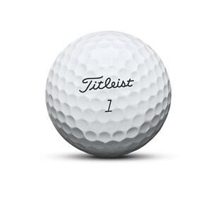 257 Titleist Pro V1 and Pro V1X Golf Balls MINT and NEAR MINT Condition
