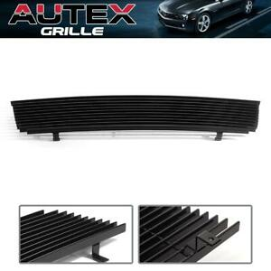 For 93-97 Ford Ranger Black Grille Insert Billet Premium Front Main Upper Grill