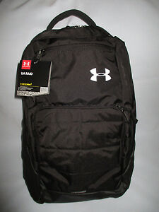 NWT Under Armour Unisex UA Raid Camden Storm1 Backpack Laptop Bag 32L