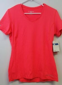 New Brooks Women's Essential V Neck SS Shirt  - Size M - Free Shipping!