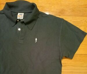 *ULTRA RARE* NIKE PRE RUN polo shirt Men XL Prefontaine running run retro oregon