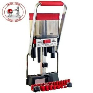 Lee Precision II Shotshell Reloading Press 12 GA Load All (Multi) Easy To Use !