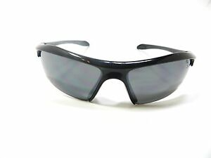 Under Armour Sunglasses ZONE SHINY BLACK POLARIZED New Authentic