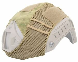 DLP Tactical Helmet Cover for MICH , OPS-Core FAST and Similar Combat Helmets