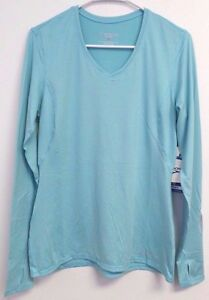 New Brooks Women's Essential V Neck Long Sleeve Shirt  - Size M - Free Shipping!