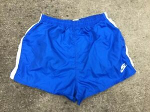 New deadstock RARE 70s 80S Vintage NIKE running shorts Orange Tag 26 - 32
