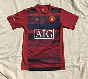 EPL Nike Fit Dry Manchester United Training Soccer Top Shirt