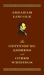 Gettysburg Address and Other Writings $4.49