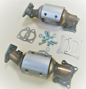 2009 2014 Acura TL 3.5L 3.7L Catalytic Converters BANK 1 AND BANK 2 $219.99