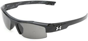 Under Armour Nitro 'Youth' Shiny Black With Repeating UA Wordmark On Interior