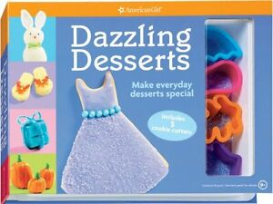 Dazzling Desserts: Make Everyday Desserts Special (American Girl) by Magruder T
