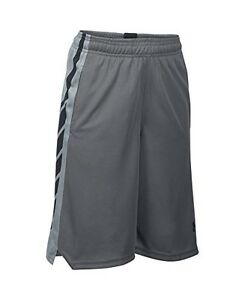Under Armour Boys' Select Basketball Shorts Graphite (042) Youth Large