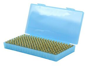 New Ammo Box 200 round 9mm .40cal .45cal Ammunition Safe Gun Rifle Bullet Case