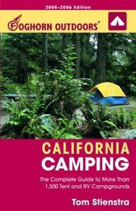 Foghorn Outdoors California Camping: The Complete