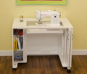 Arrow Cabinets Mod Squad Modular Sewing Cabinet 2011 White $999.00