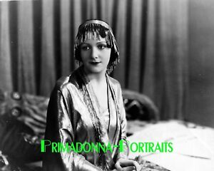 ARLETTE MARCHAL 8x10 Lab Photo 1926 CAT'S PAJAMAS Movie Still