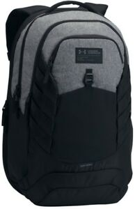 Brand New Under Armour Hudson Backpack BlackGraphite