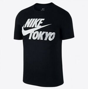 NIKE Sports Wear Hyper Local TOKYO JAPAN LIMITED Mens Tee T-Shirt Swoosh New