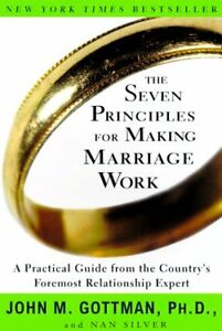 The Seven Principles for Making Marriage Work: A P $4.29