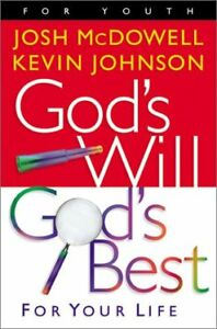Gods Will Gods Best: For Your Life