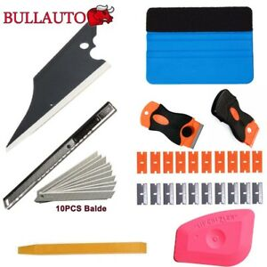 Car Auto Window Film Tint Tools Decals Install Wrapping Squeegee Vinyl Tint Tool
