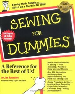 Sewing For Dummies $7.46