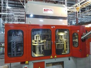 1998 Sidel SBO 10 Series 1 Stretch Blow Molding Machine