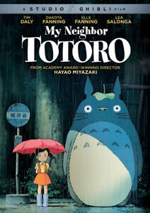 My Neighbor Totoro [New DVD] Widescreen