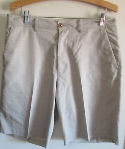 MENS GOLF ASHWORTH Shorts SIZE 34 W GOLF SHORTS