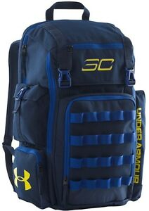 Brand New Under Armour SC30 Backpack Curry AcademyRoyalTaxi