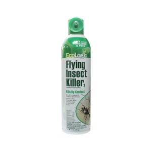 Ecologic Flying Insect Killer2 Kills On Contact Safe Around Kids 14 Oz Spray