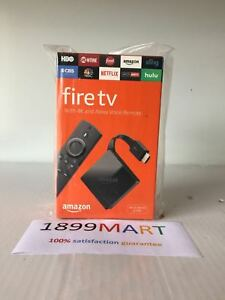 Brand New Aamzon  Fire TV with 4K Ultra HD and Alexa Voice Remote (3rd Gen)